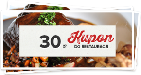 Kupon do restauracji